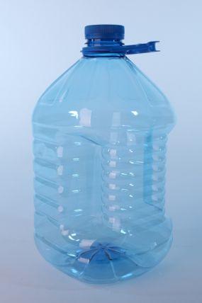 Однооборотная бутыль 5 л