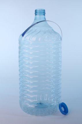 Однооборотная бутыль 10 л