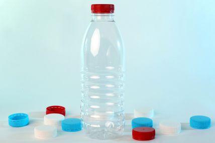 Бутыль 0,93л прозрачная
