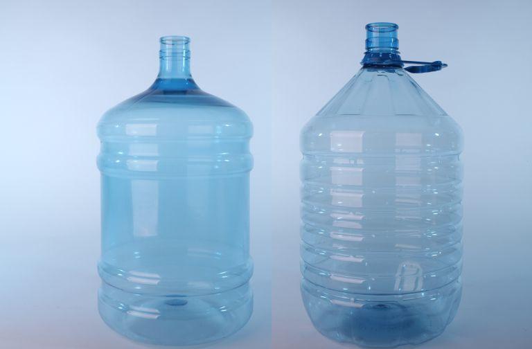 Отличия однооборотных и многооборотных ПЭТ-бутылей