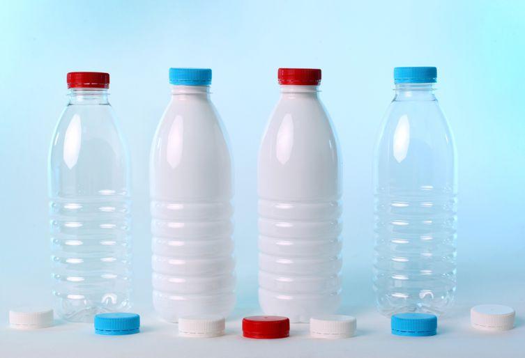 Бутыли 0,93 л для молока и молочной продукции