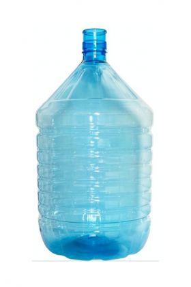 Однооборотная бутыль 18,9 л. 430 грамм