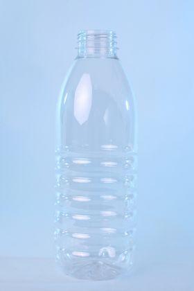 Бутыль 0,93 л прозрачная