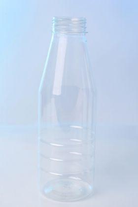 Бутыль 0,5 л прозрачная